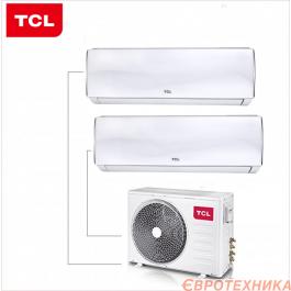Кондиционер TCL FMA-18I2HD/DVO + FMA-09CHSD/DVI + FMA-09CHSD/DVI