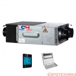 Вентиляционная установка с рекуперацией тепла COOPER & HUNTER CH-HRV13K2